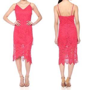 BB Dakota RSVP Rylee Lace Slip Dress